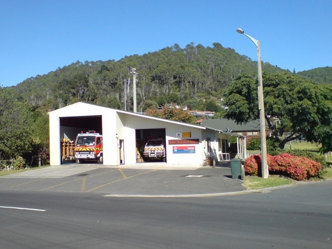 Hahei Volunteer Fire Brigade