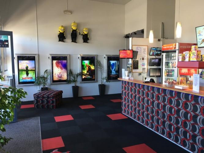 Cinema candy bar