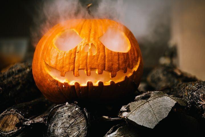 Pumpkin jack-lantern