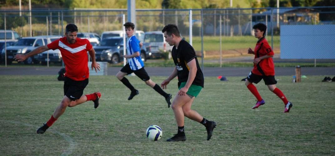 Mercury Bay Football Club 7 A-side Summer Soccer
