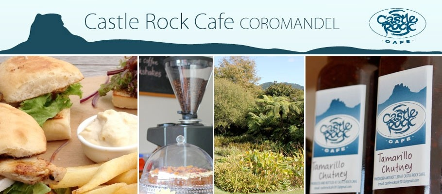 Castle Rock Cafe Coromandel
