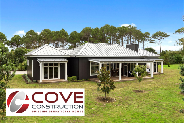 Award winning Cove Construction Builders Whitianga