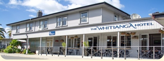 The Whitianga Hotel