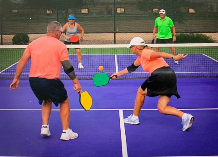Pickleball Open Day - Coaching & Games!
