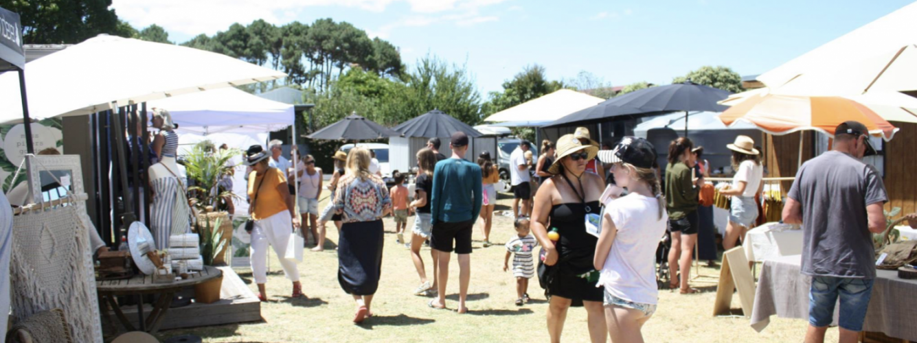 Cooks Beach Coastal Collective Market