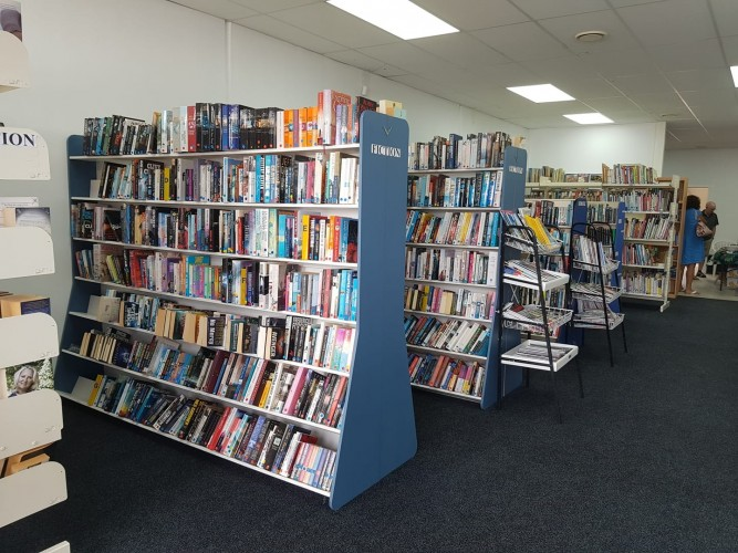 Mercury Bay Cancer Support Trust Secondhand Bookshop