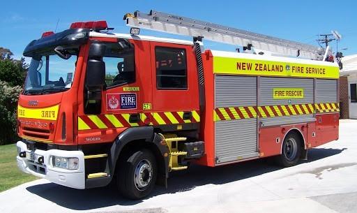 NZ Fire Engine