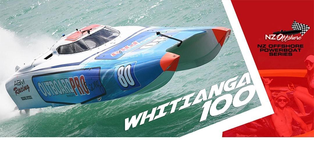 NZ Offshore Powerboat Racing Series Whitianga
