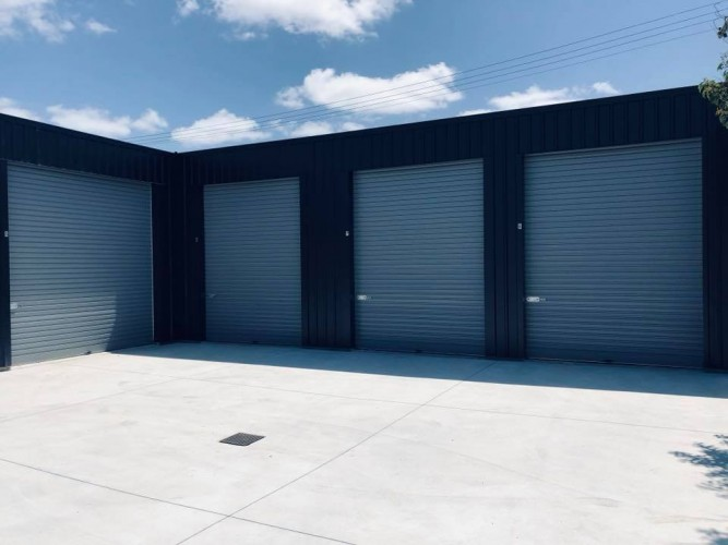 secure storage sheds for rent Whitianga UnderCover Storage