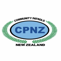 Community Patrols New Zealand logo