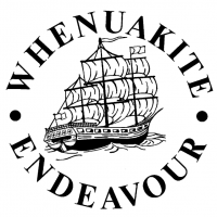 Whenuakite School Logo