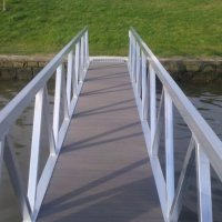 Pontoon Walkway Alipro Engineering Whitianga