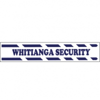 Whitianga Security Services logo