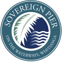 Sovereign Pier on the Whitianga Waterways luxury apartment accommodation