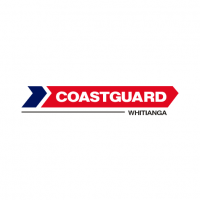 Whitianga  Volunteer Coastguard logo