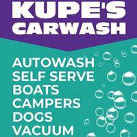 rupees carwash logo