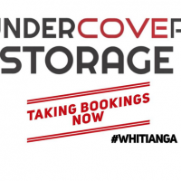 UnderCover Storage sheds for rent Whitianga taking bookings now