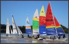 Mercury Bay Boating Club – Double Trouble Multi Hull Regatta