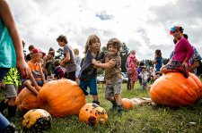 Kuaotunu Pumpkin Festival Photography by Emma Steel 2017
