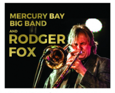 Mercury Bay Big Band and Rodger Fox