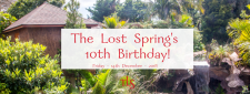 The Lost Spring's 10th Birthday!
