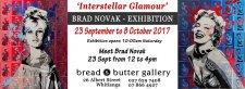 """""""Interstellar Glamour"""" - Brad Novak Art Exhibition"""