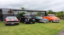 American Muscle Car Meeting Whitianga