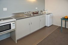 One Bedroom Kitchen Oceanside Motel Whitianga
