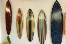 Surf boards for sale Civic Style Homeware and gifts Whitianga