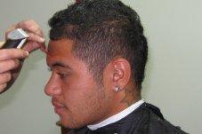 Modern Hair styles at Mercury Bay Barber Whitianga