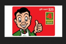 Buffalo Beach Four Square Whitianga buy your supermarket gift card