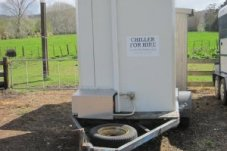 Portable mobile chiller and refrigeration on the Coromandel Peninsula Coastal Chiller Hire Whitianga - large and medim sizes available