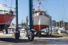 Whitianga Marina Haul out services