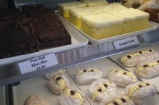 Slices and sweet treats Bay Bakery Whitianga