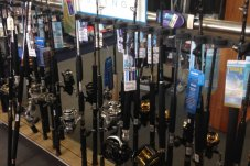 Shimano Fishing Rods sold at Longshore Marine Whitianga