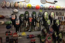 Tennis, Squash Racquets, sports gear