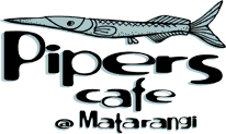 Pipers Cafe Catering Matarangi