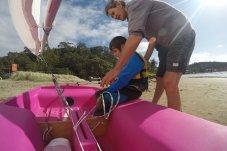 Buffalo Beach youth sailing programme Mercury Bay Boating Club