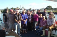 Mercury Bay game fishing club whitianga members
