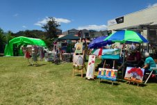 Craft and farmers market Whitianga