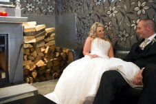 Wedding photo at Salt Restaurant and Bar Whitianga Wedding Venue
