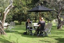 Outdoor Dining at Colenso Cafe