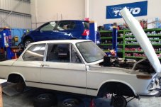 Servicing vehicles at East Coast Automotive