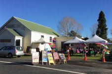 Gumtown Hall Coroglen Farmers Market Coromandel Peninsula near Whitianga township.jpg