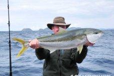 Kingfish fishing charters Whitianga NZ