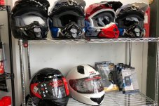 motorbike helmuts for sale Peninsula Small Engines - Repairs and services Whitianga