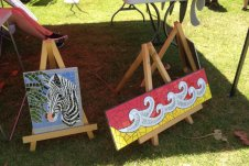 Art at Whitianga Craft Market