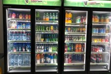 Selection of cold drinks Whitianga Bakehouse