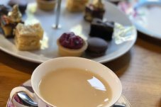 High Tea at Espy Cafe
