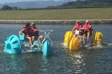 Whitianga Water Bikes Whitianga waterways